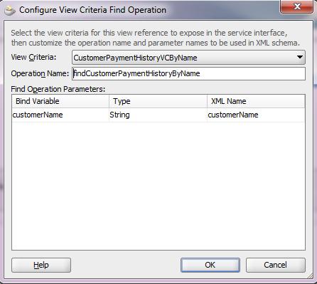 configureViewCriteria