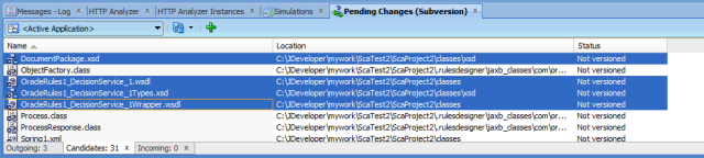 Extending Continuous Integration to include MDS-dependent components