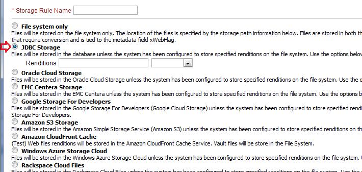 File Store Providers