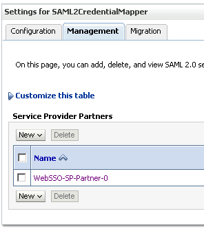 Before I forget it: HowTo SAML 2 0 IdP-initiated flow in Weblogic