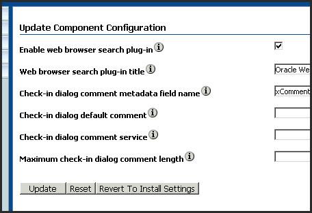 DIS Configuration