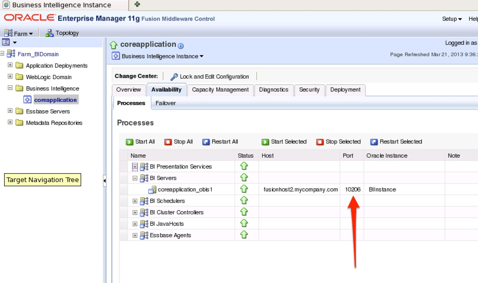 Installing and Configuring BI Admin Tool for Fusion