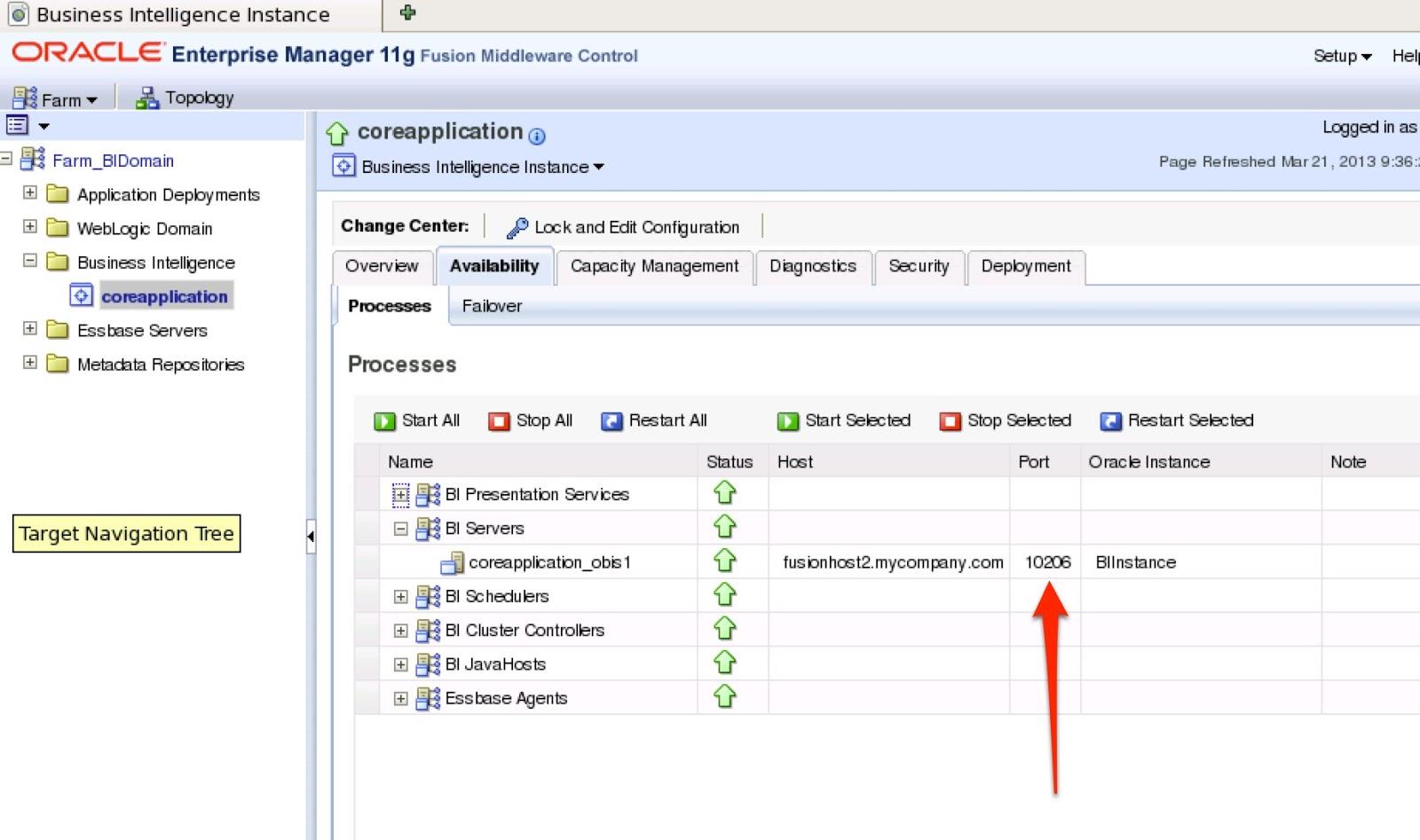 Oracle BI Administration Tool 12c Download