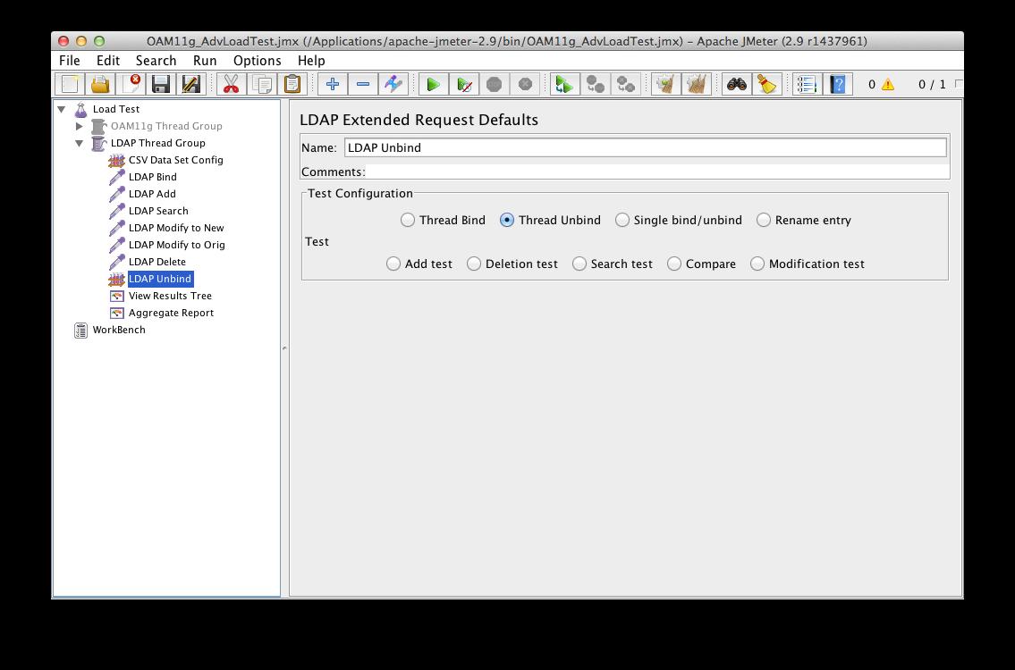 jmeter_11_LDAP_Unbind