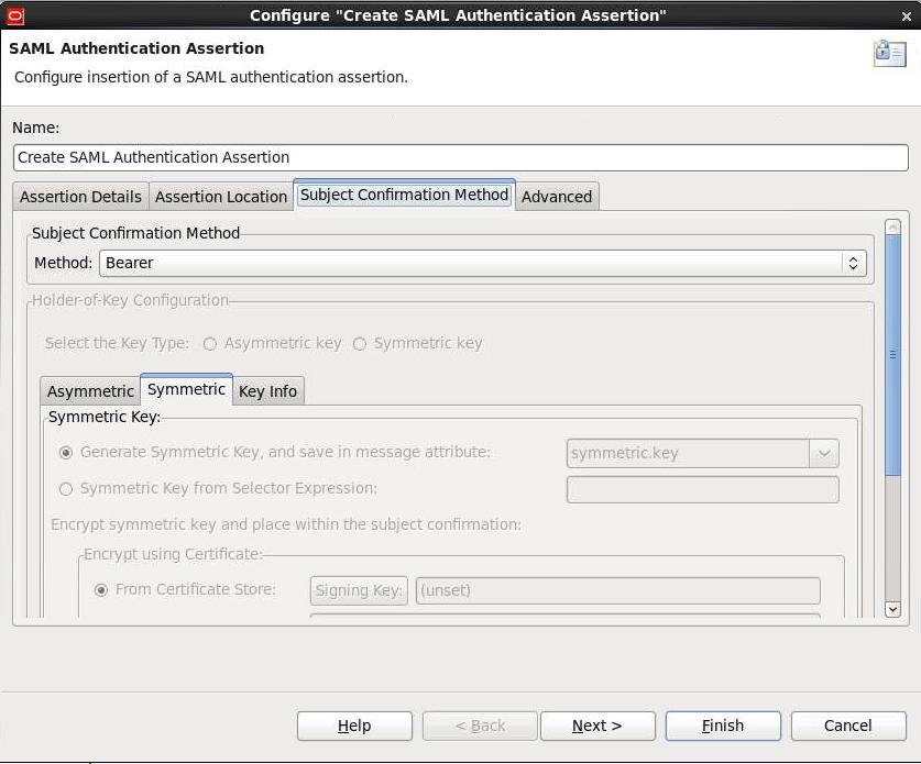 Create_SAML_Authentication_Assertion_ConfirmationMethod