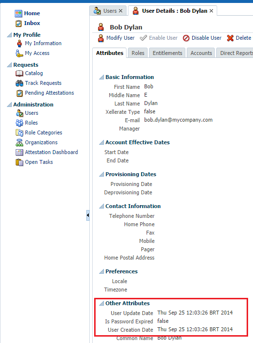 Exposing User System Attributes in OIM 11gR2PS2 GUI Customization