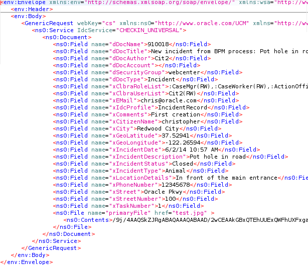 Oracle BPM 12c just got Groovy - A Webcenter Content