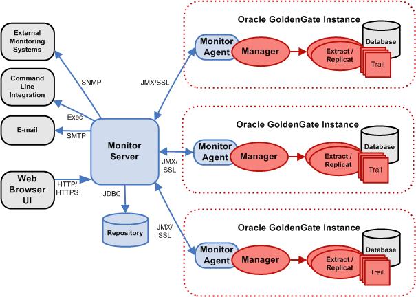 OGG Monitor Architecture