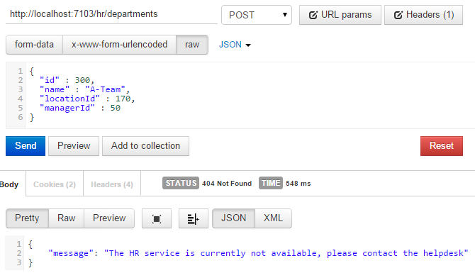 Creating a Mobile-Optimized REST API Using Oracle Service Bus – Part