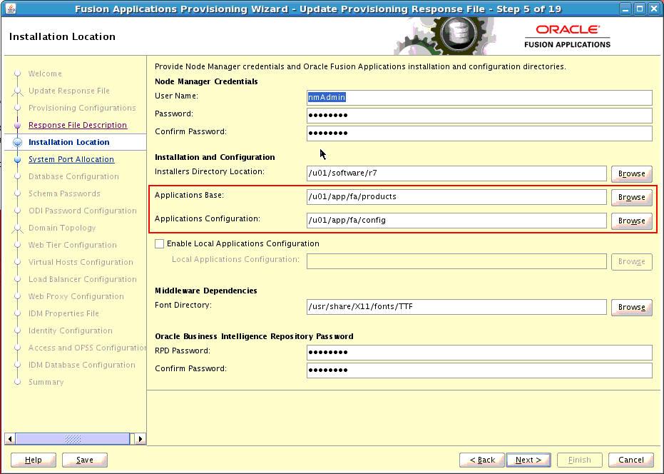 FA_Provisioning_Install_Config_Location