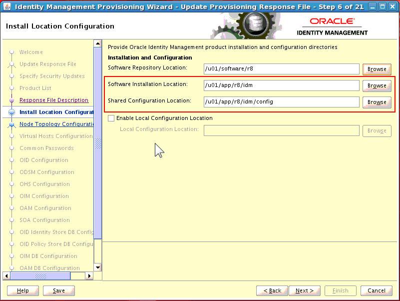 IDM_Provisioning_Install_Config_Location