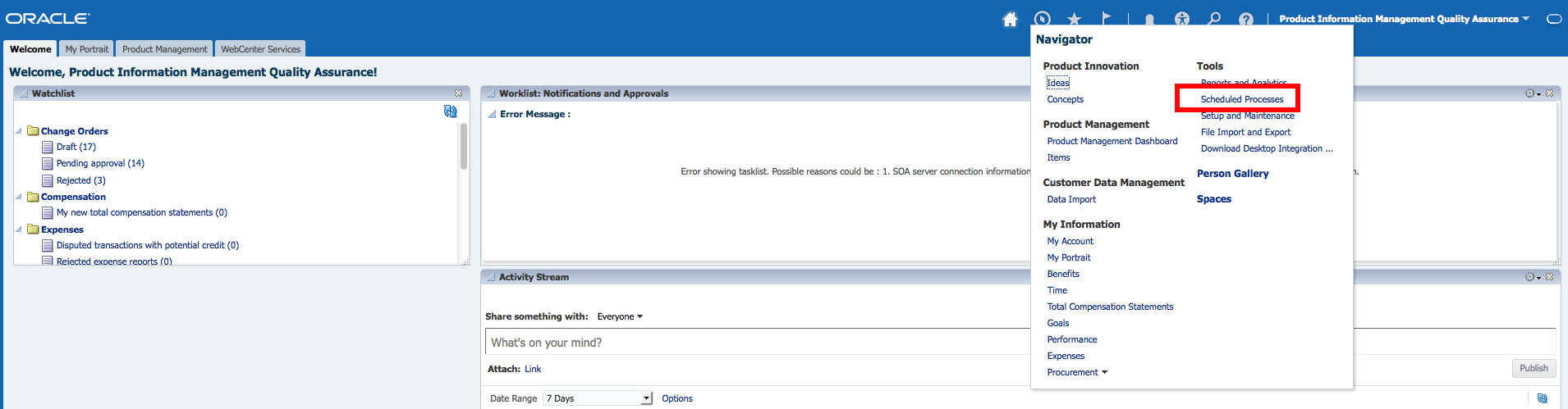 Using File Based Loader for Fusion Product Hub   A-Team