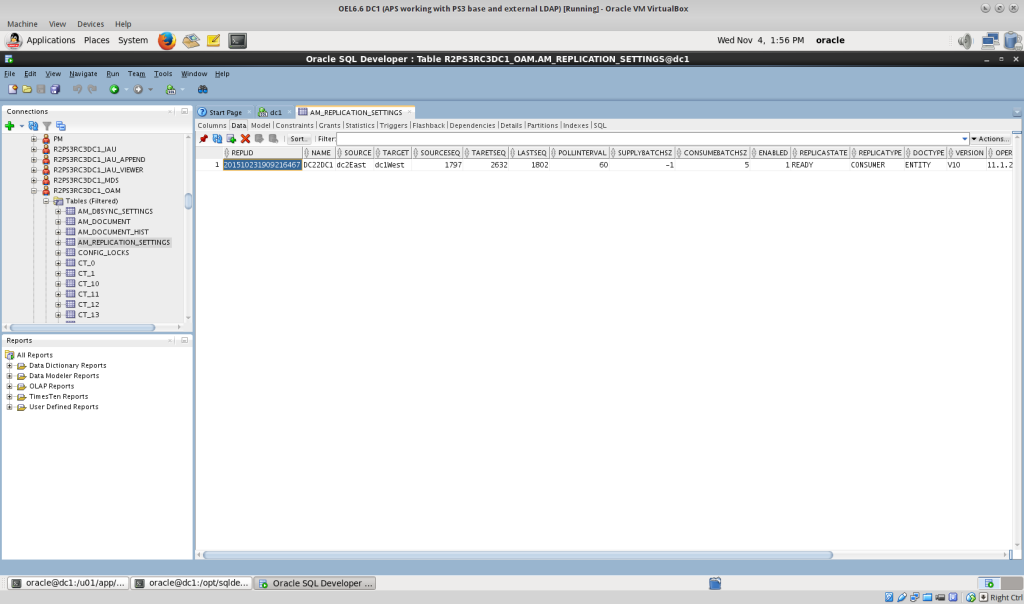 OEL6.6 DC1 (APS working with PS3 base and external LDAP) [Running] - Oracle VM VirtualBox_034