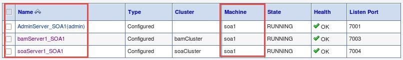 BPM and BAM Multi Domain - BPM Only