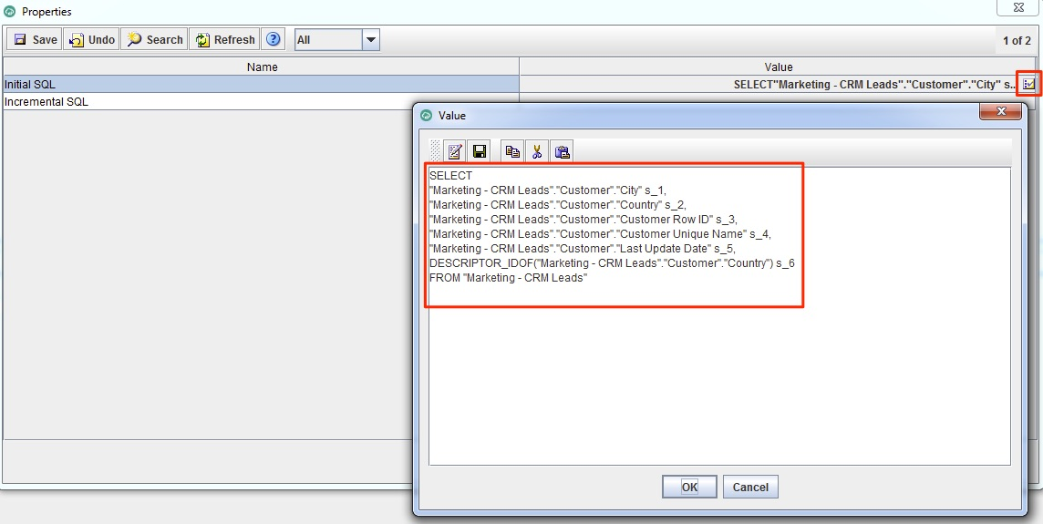 Using BICS Data Sync to Extract Data from Oracle OTBI