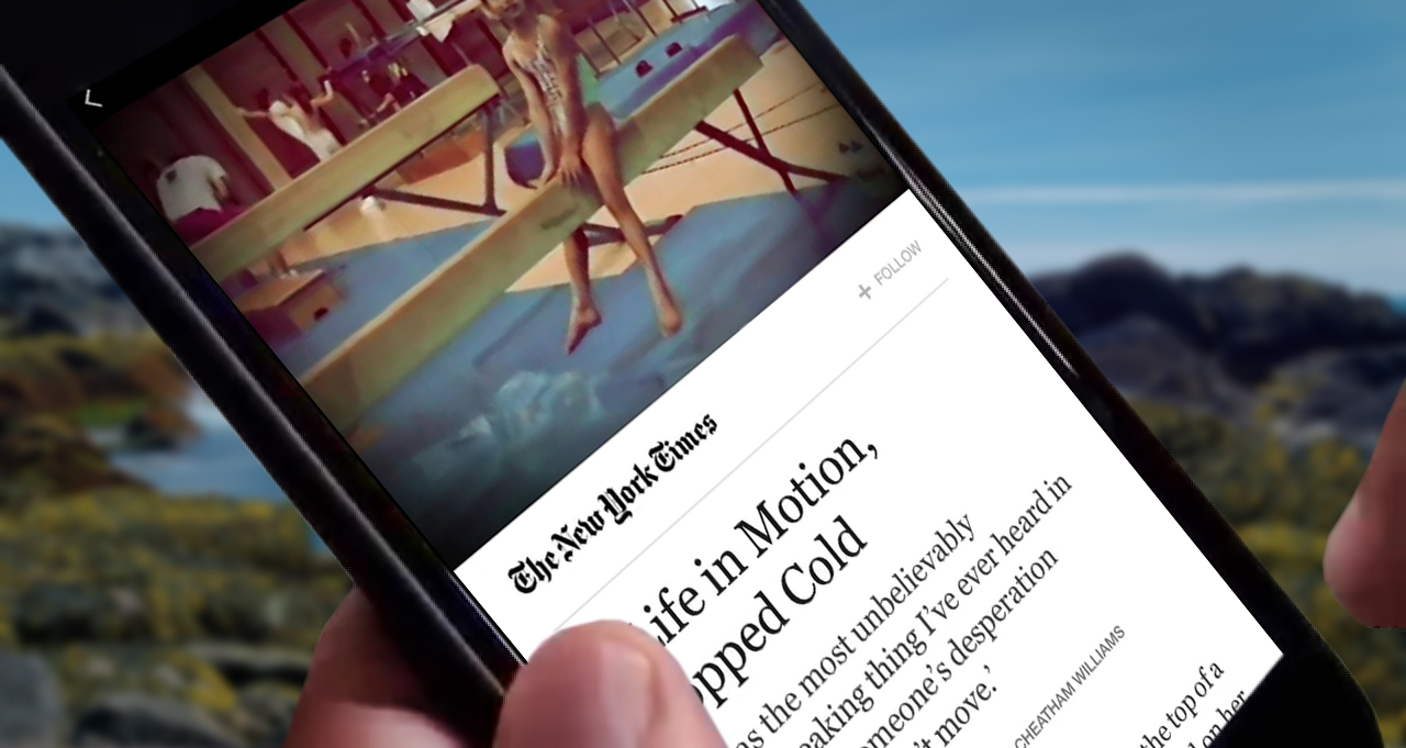iphone fb app instant articles
