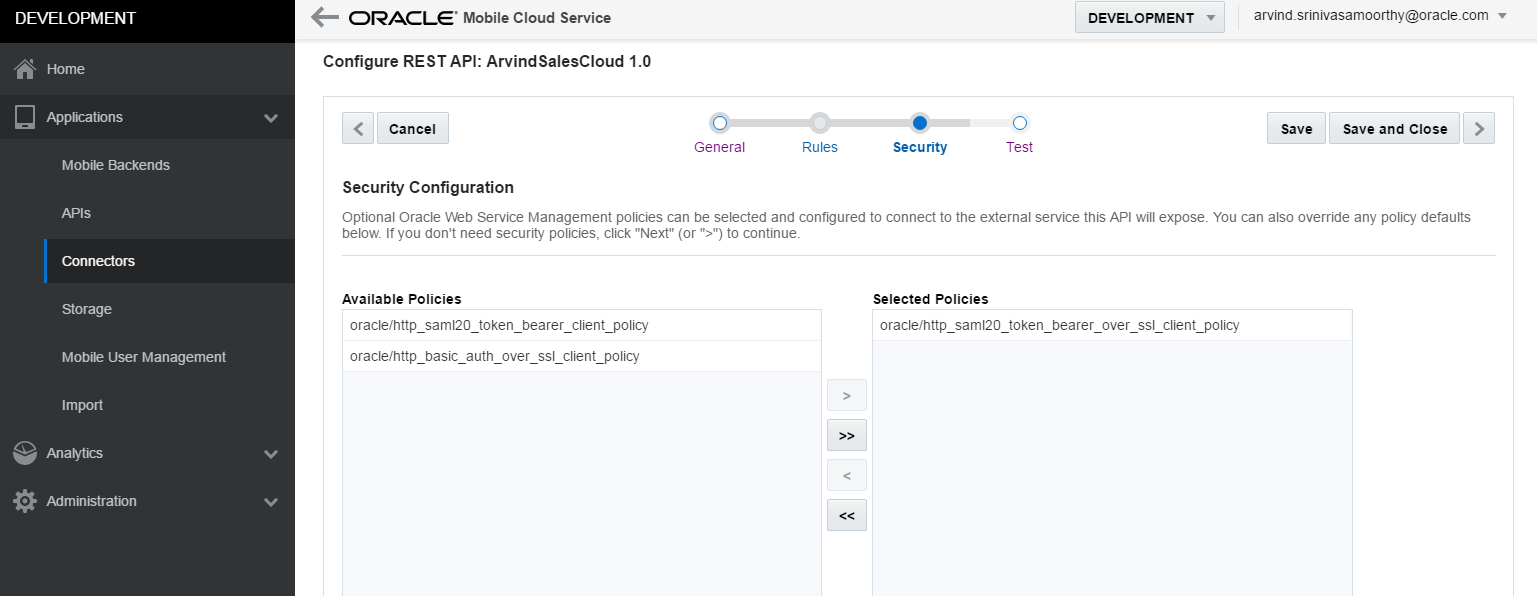 Integrating with Sales Cloud using SOAP web services and REST APIs