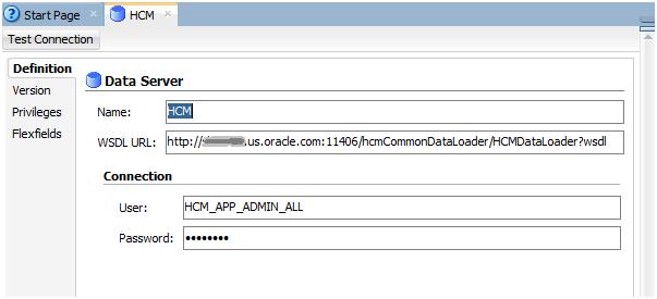 WebService Topology