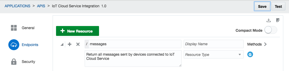 IOT ENDPOINT