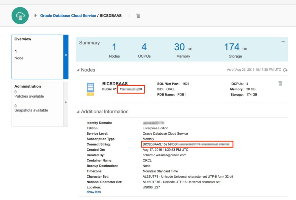 Oracle_Database_Cloud_Service_Details