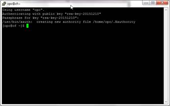 ODI on Compute Linux14