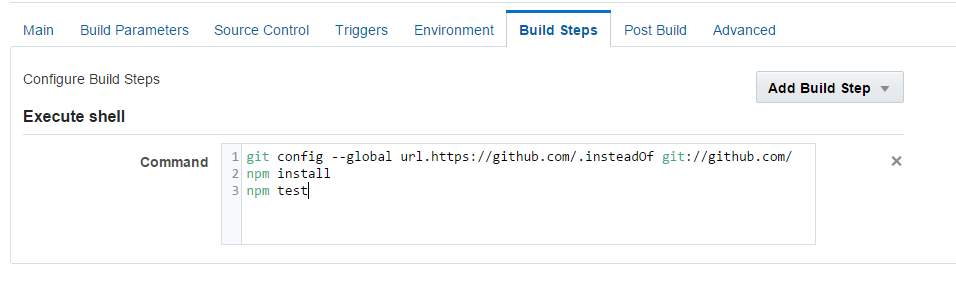 Automated unit tests with Node JS and Developer Cloud Services | A