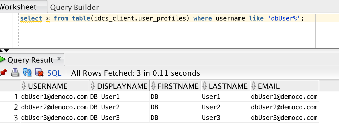 Invoking Oracle Identity Cloud Service REST API from PL/SQL