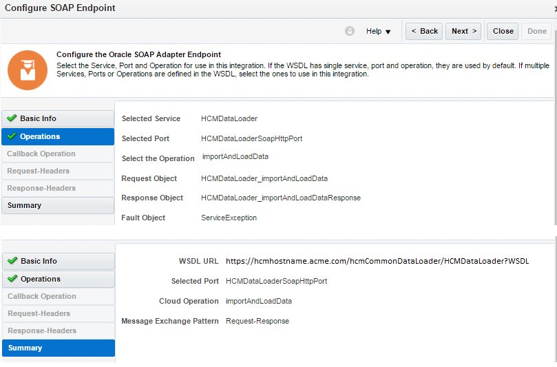 Load Data into Oracle HCM Cloud Using ICS | A-Team Chronicles