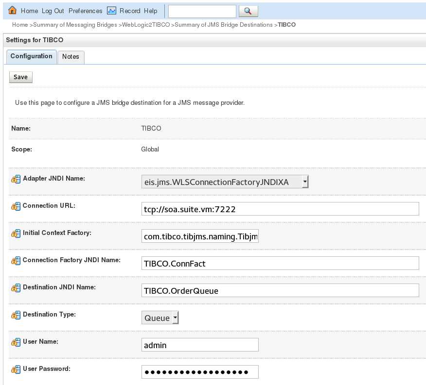 Creating_Bridge_Destination_TIBCO