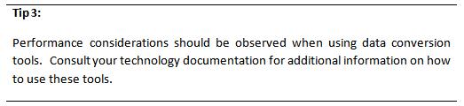 Tip 3 - Using Check Knowledge Modules in ODI