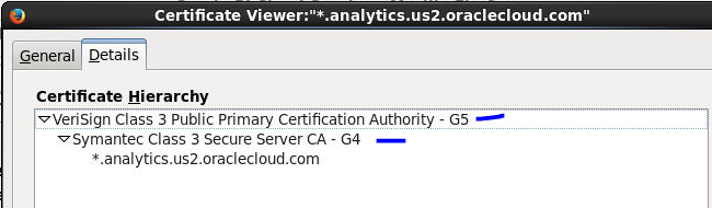 Adding Web Service Trusted Certificates to a Wallet in Oracle