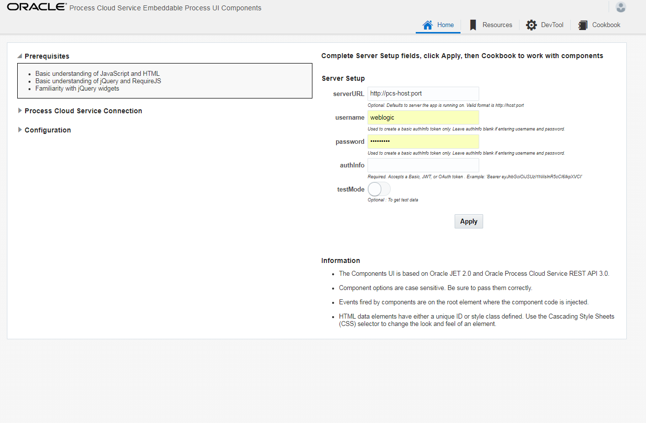 Adding a Rich Text Editor Component to Oracle PCS Web Form | A-Team
