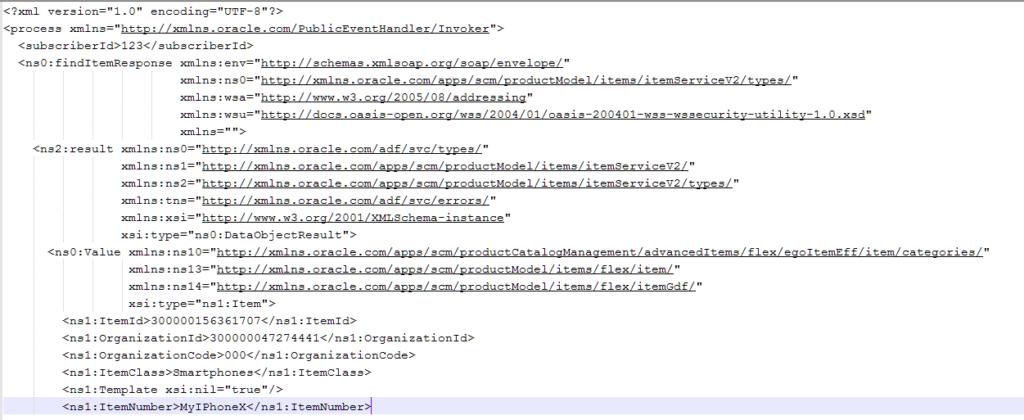 3 - XML structure