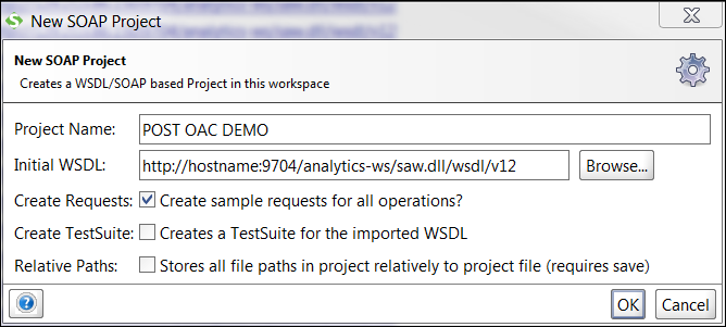 Extracting Data from Oracle Analytics Cloud using SOAP | A
