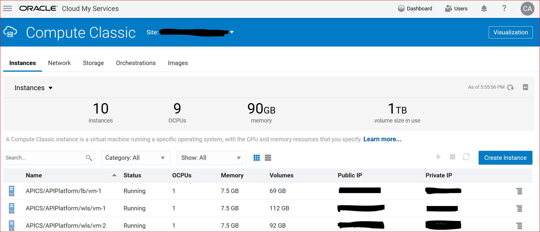 Setup Oracle API Gateway on OCI-Classic in Oracle Public Cloud | A