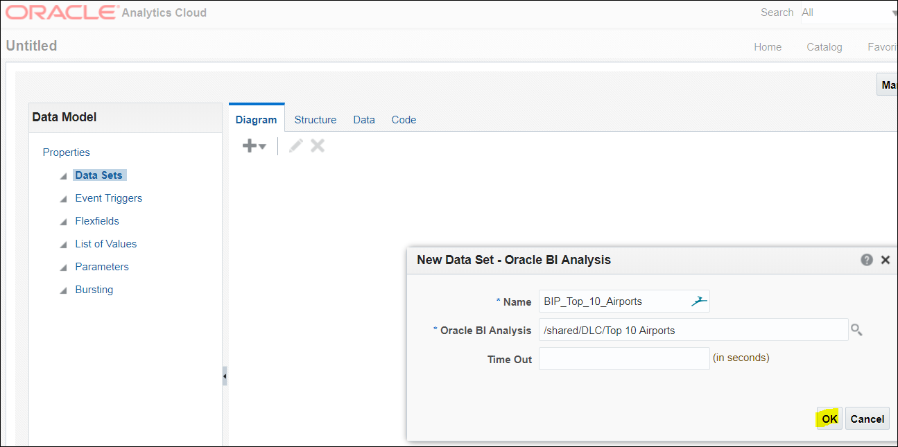 Extracting Data from Oracle Analytics Cloud using REST | A