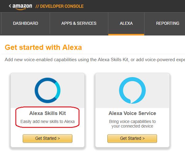 Voice UI Access to CEC Using Alexa Skills Kit | A-Team