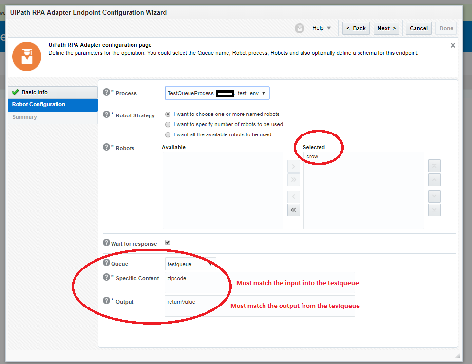 Integrating Oracle Integration Cloud Integration with UIPath | A