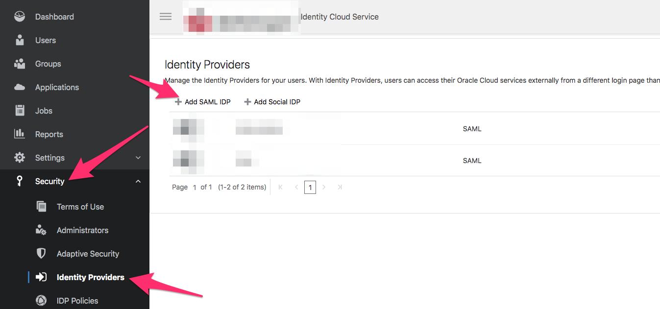 Integrating Okta as Identity Provider to IDCS | A-Team Chronicles